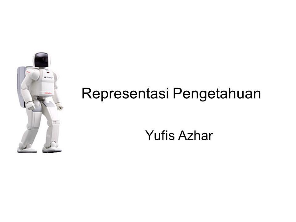 Representasi Pengetahuan