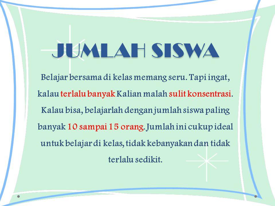 JUMLAH SISWA