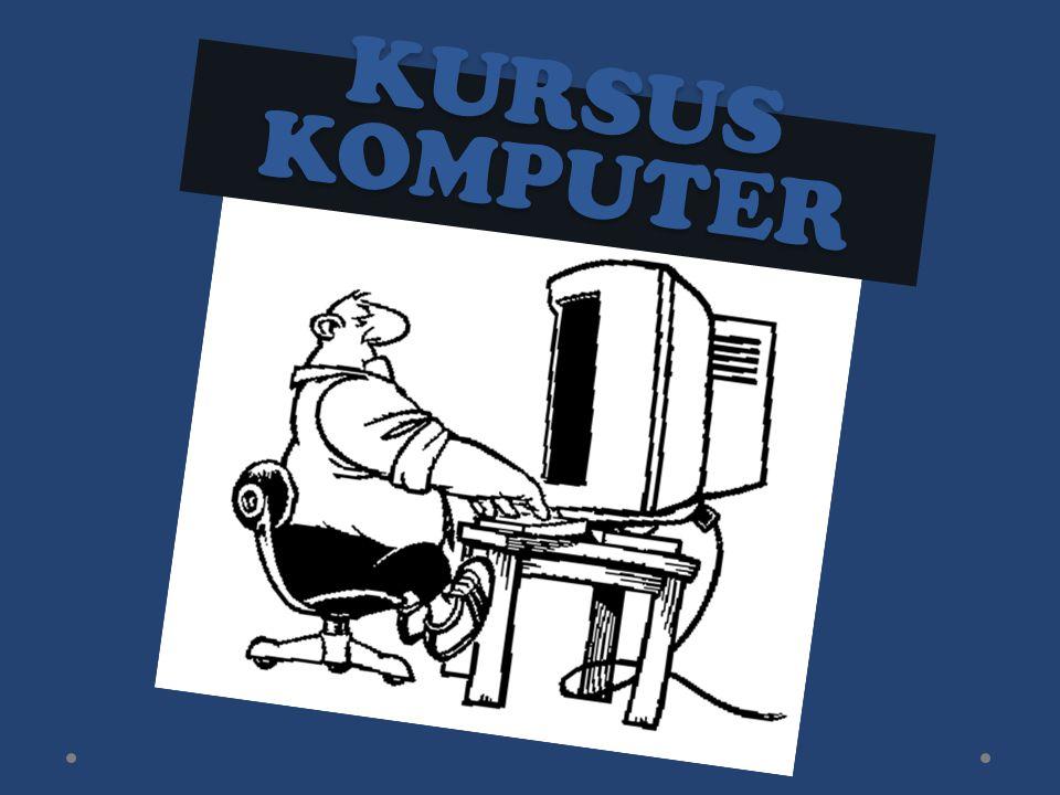 KURSUS KOMPUTER