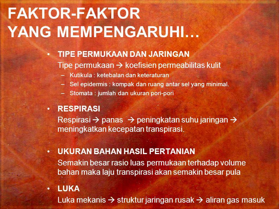 FAKTOR-FAKTOR YANG MEMPENGARUHI…