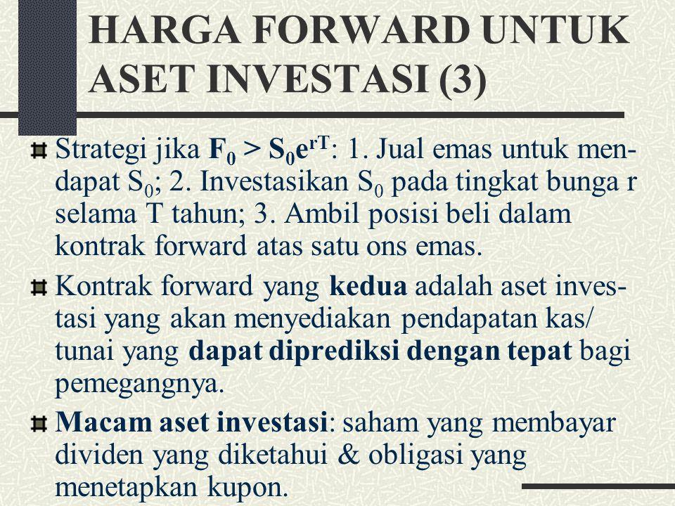 HARGA FORWARD UNTUK ASET INVESTASI (3)