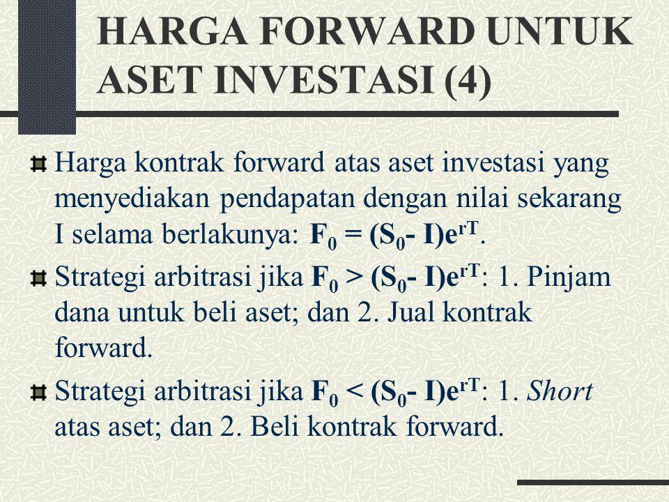 HARGA FORWARD UNTUK ASET INVESTASI (4)