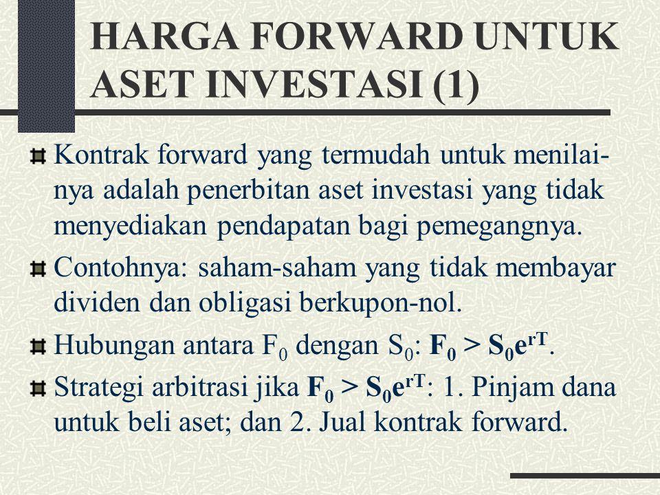 HARGA FORWARD UNTUK ASET INVESTASI (1)