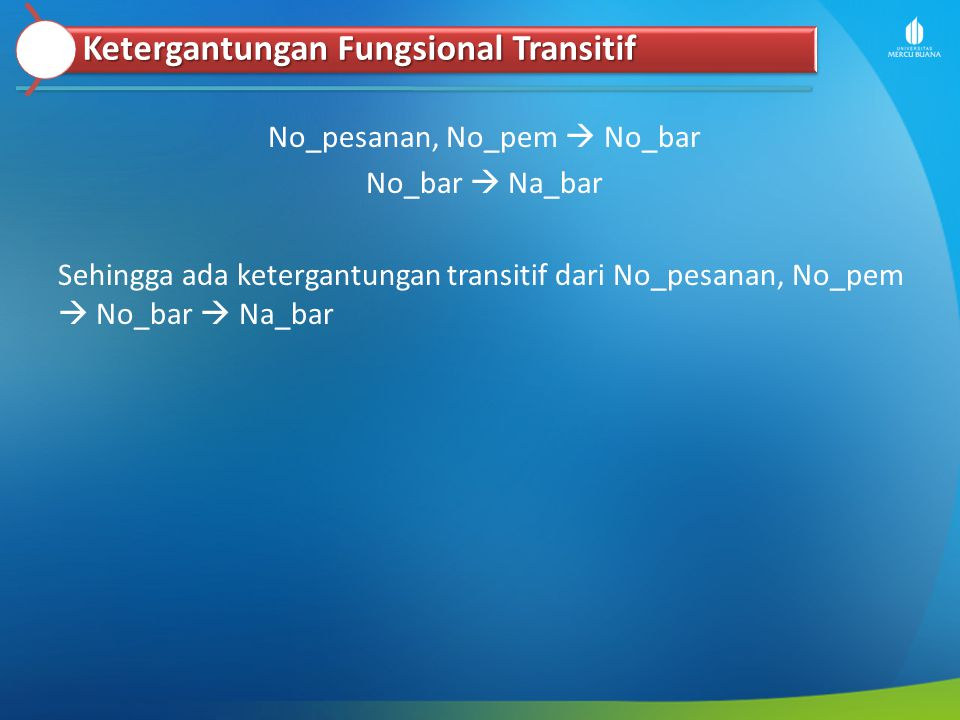 No_pesanan, No_pem  No_bar
