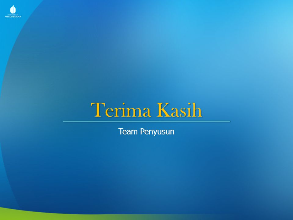 Team Penyusun