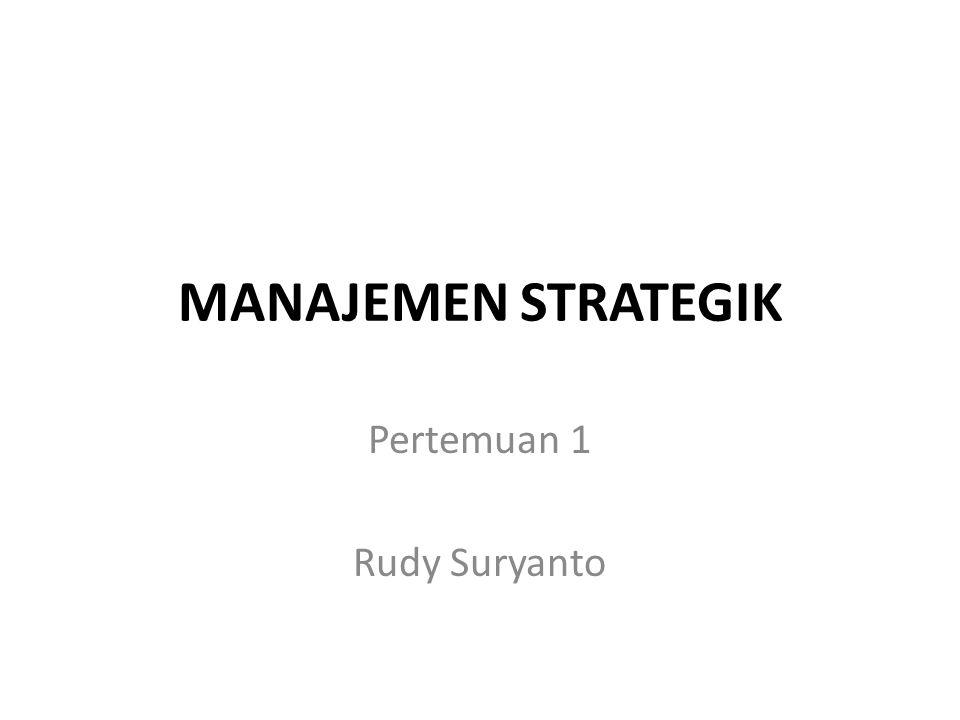 Pertemuan 1 Rudy Suryanto