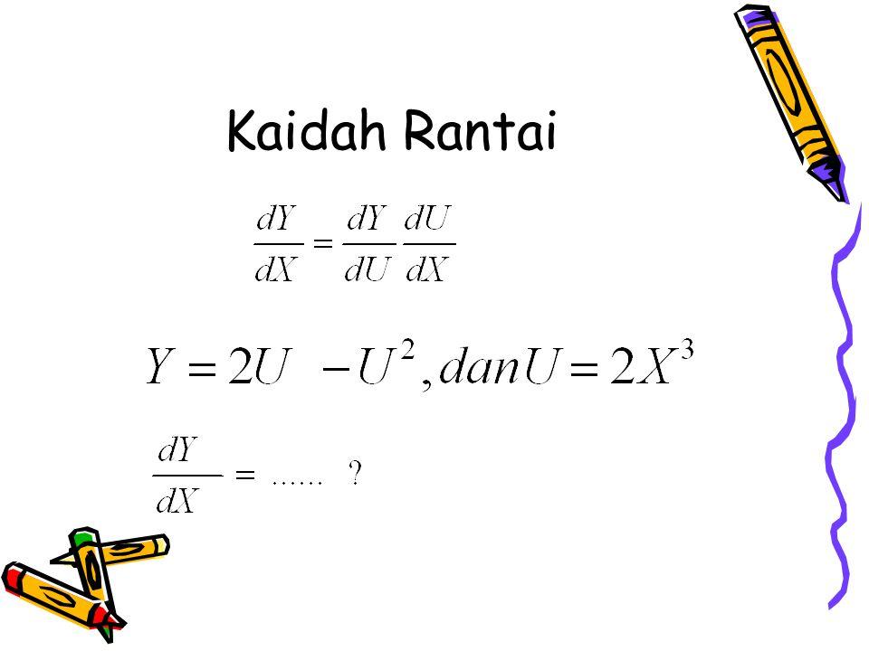 Kaidah Rantai