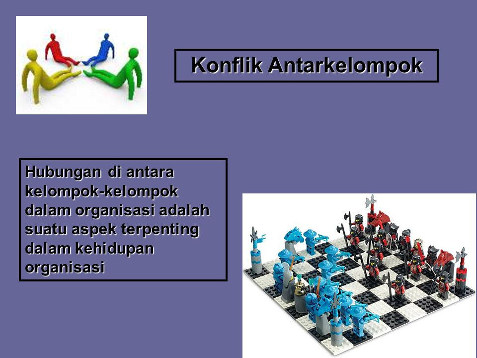 Konflik Antarkelompok