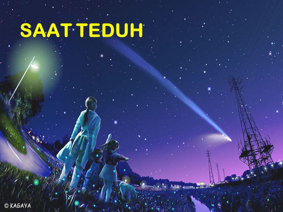 SAAT TEDUH