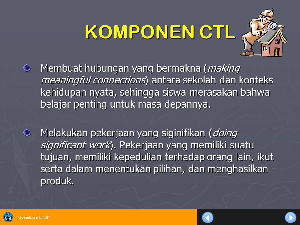 KOMPONEN CTL
