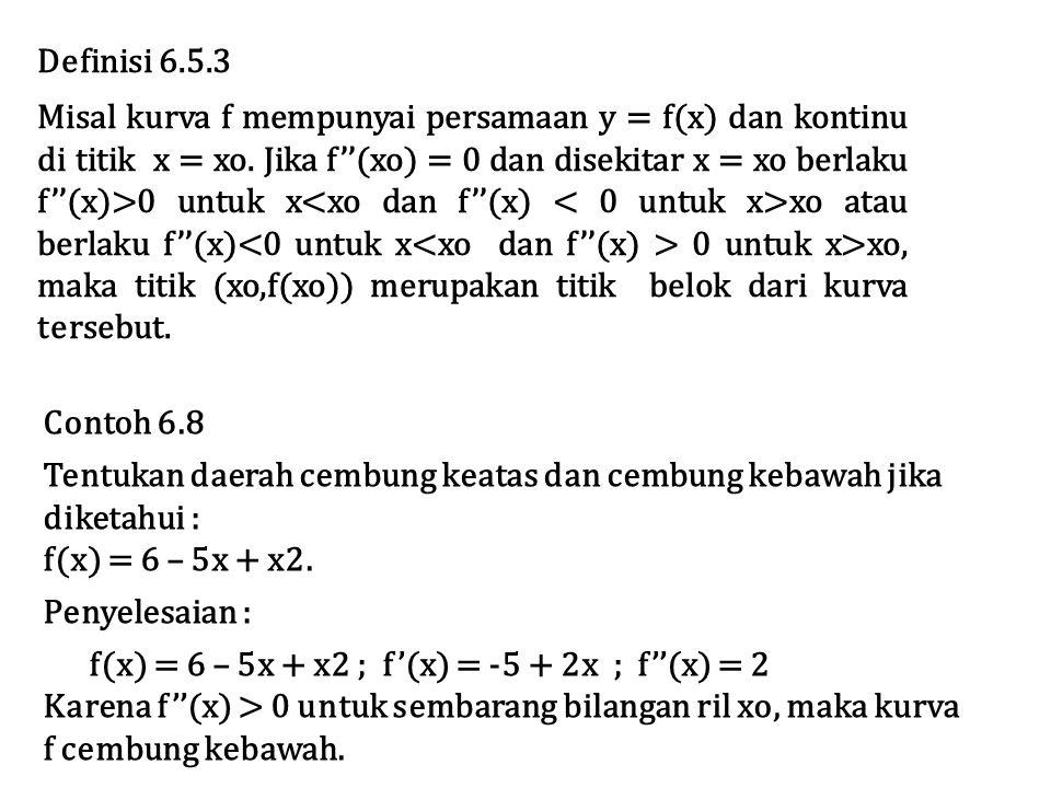 Definisi 6.5.3