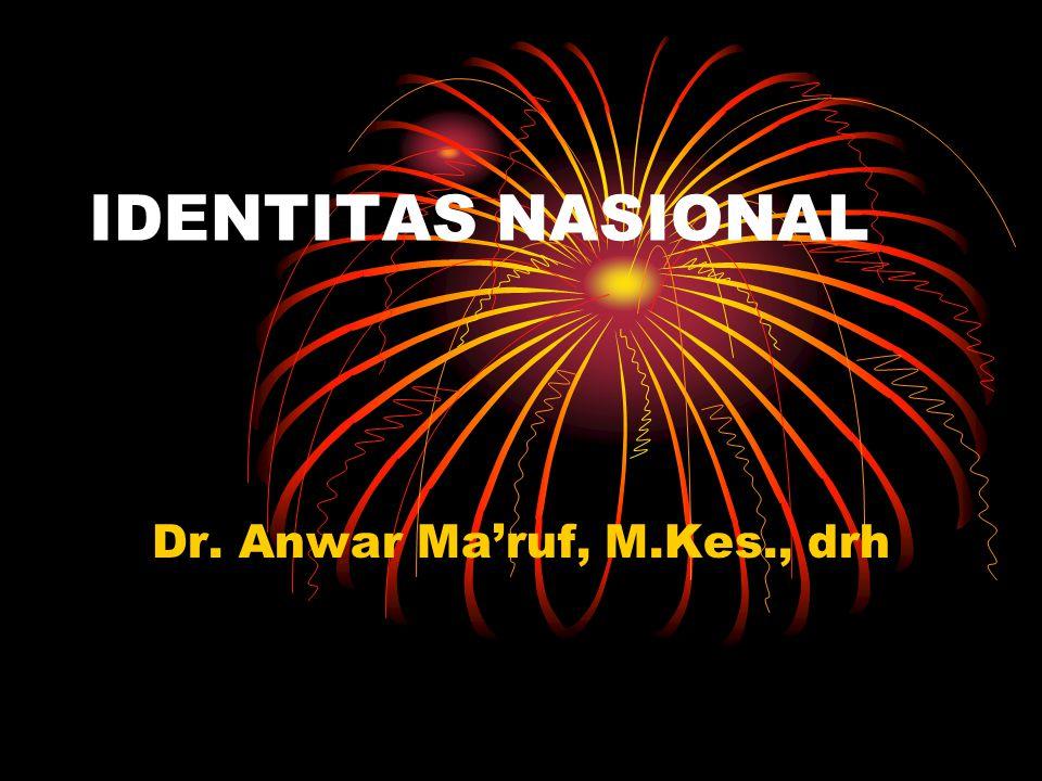 Dr. Anwar Ma'ruf, M.Kes., drh