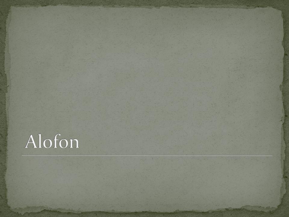 Alofon