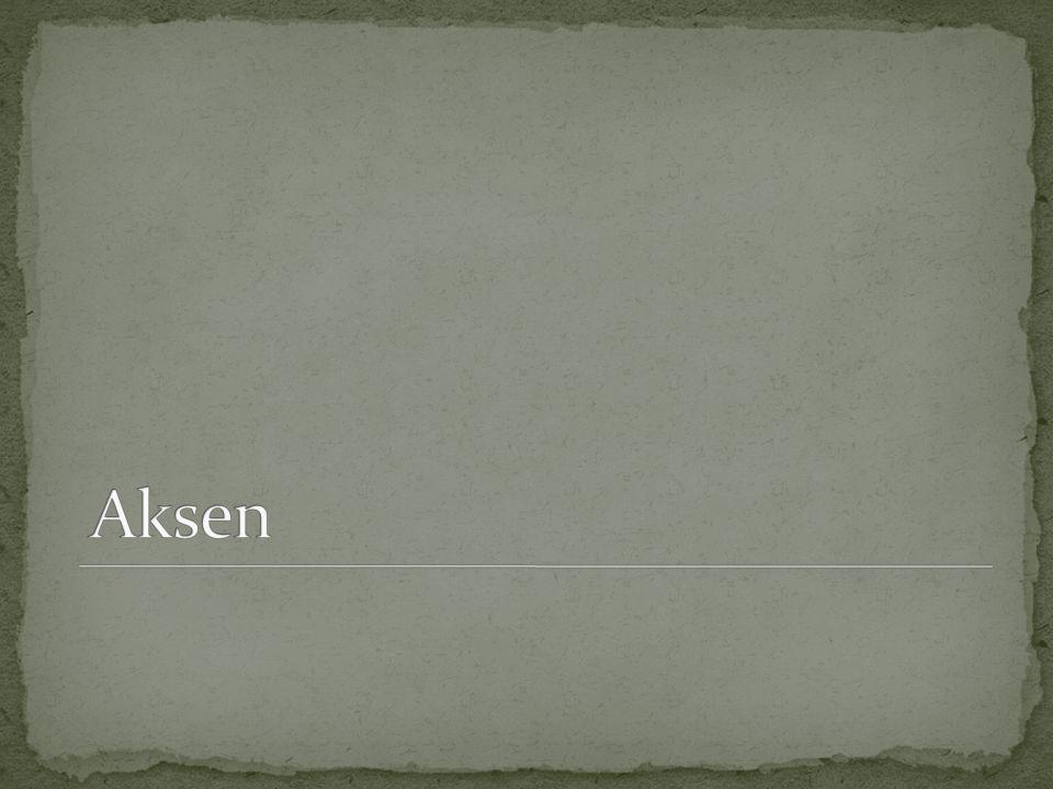 Aksen