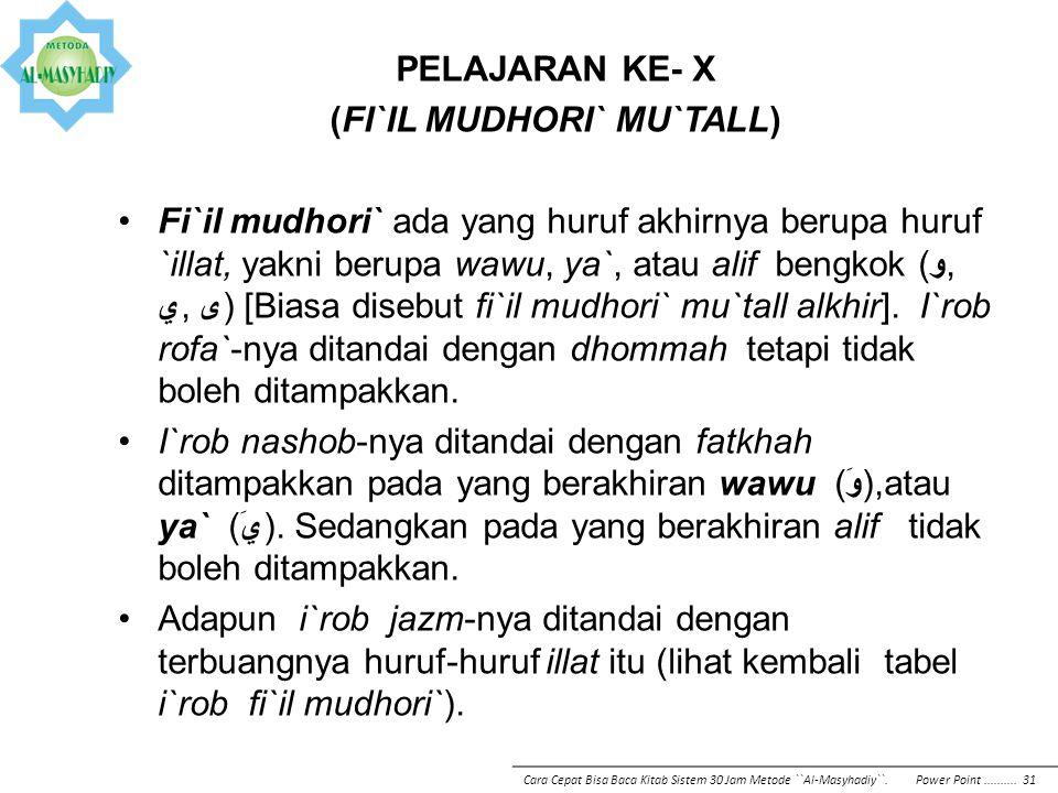 Perhatikanlah kedua contoh di bawah ini!.