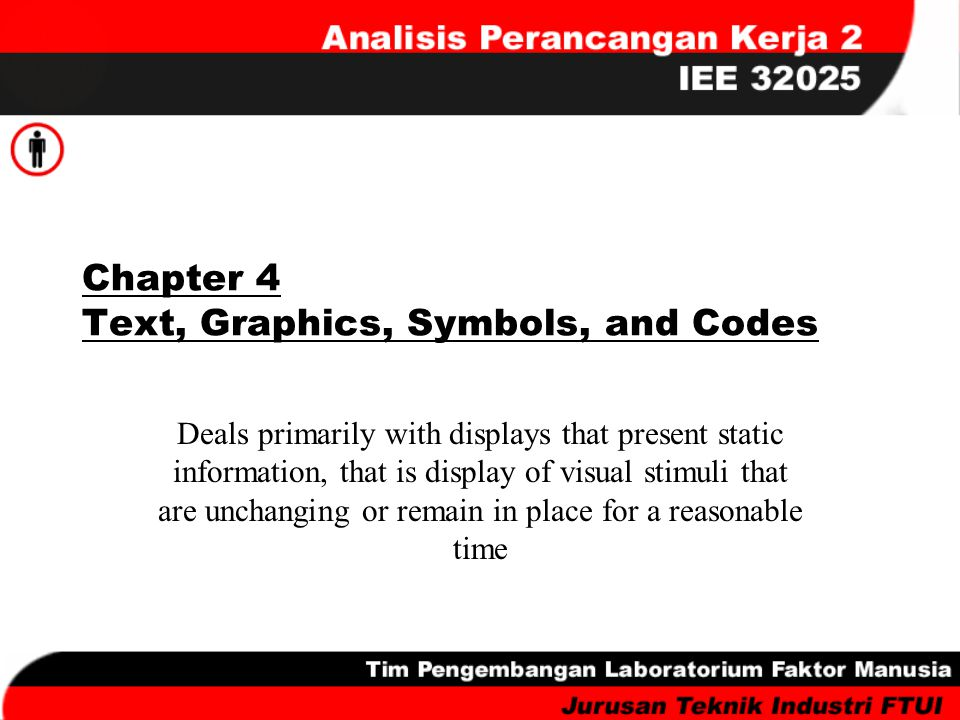 Chapter 4 Text, Graphics, Symbols, and Codes