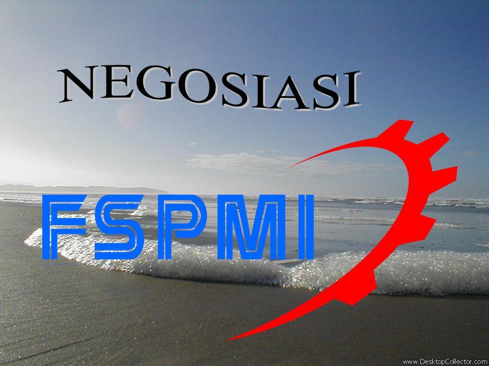 NEGOSIASI FEDERASI SERIKAT PEKERJA METAL INDONESIA