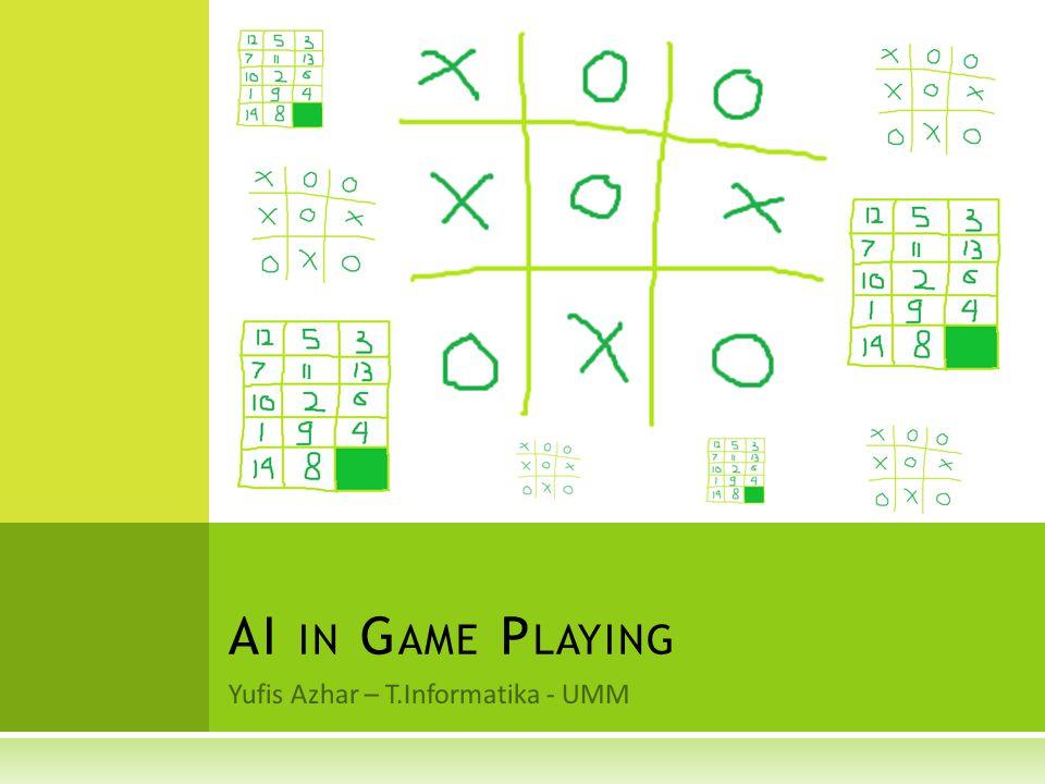 Yufis Azhar – T.Informatika - UMM