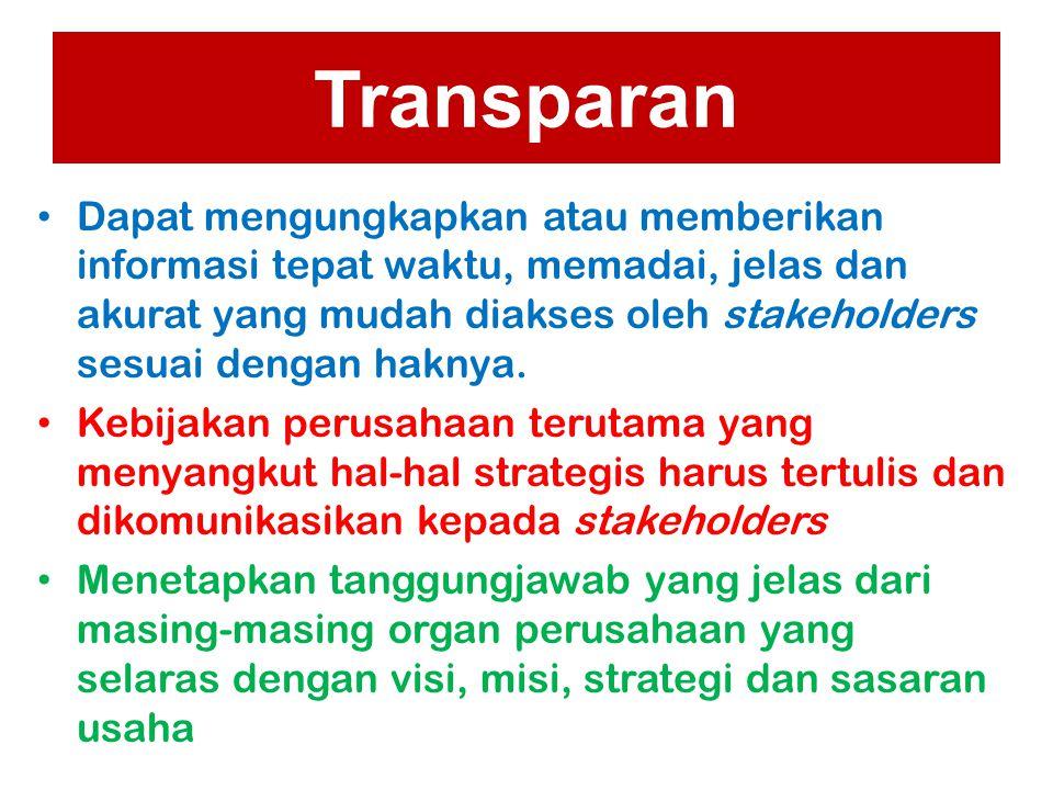 Transparan