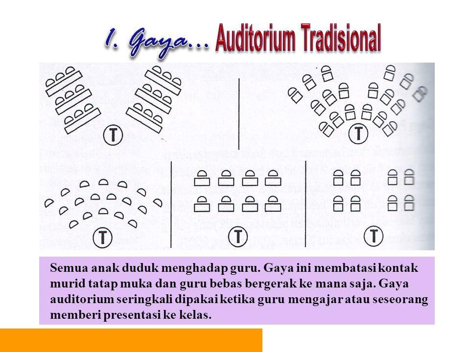 Auditorium Tradisional