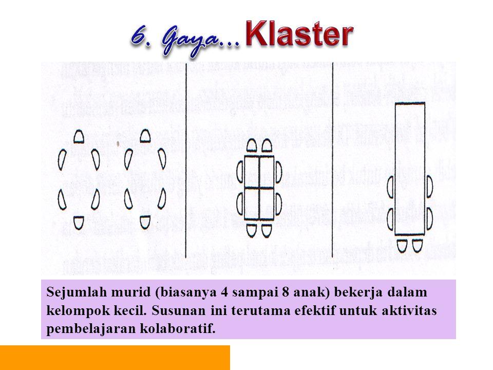 Klaster 6. Gaya...