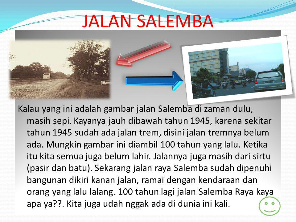JALAN SALEMBA