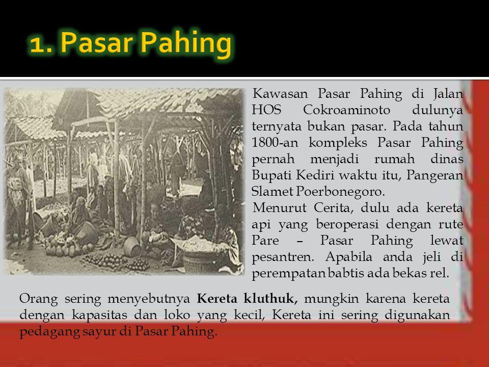 1. Pasar Pahing