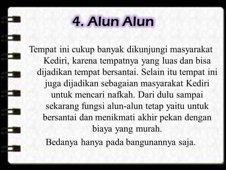 4. Alun Alun