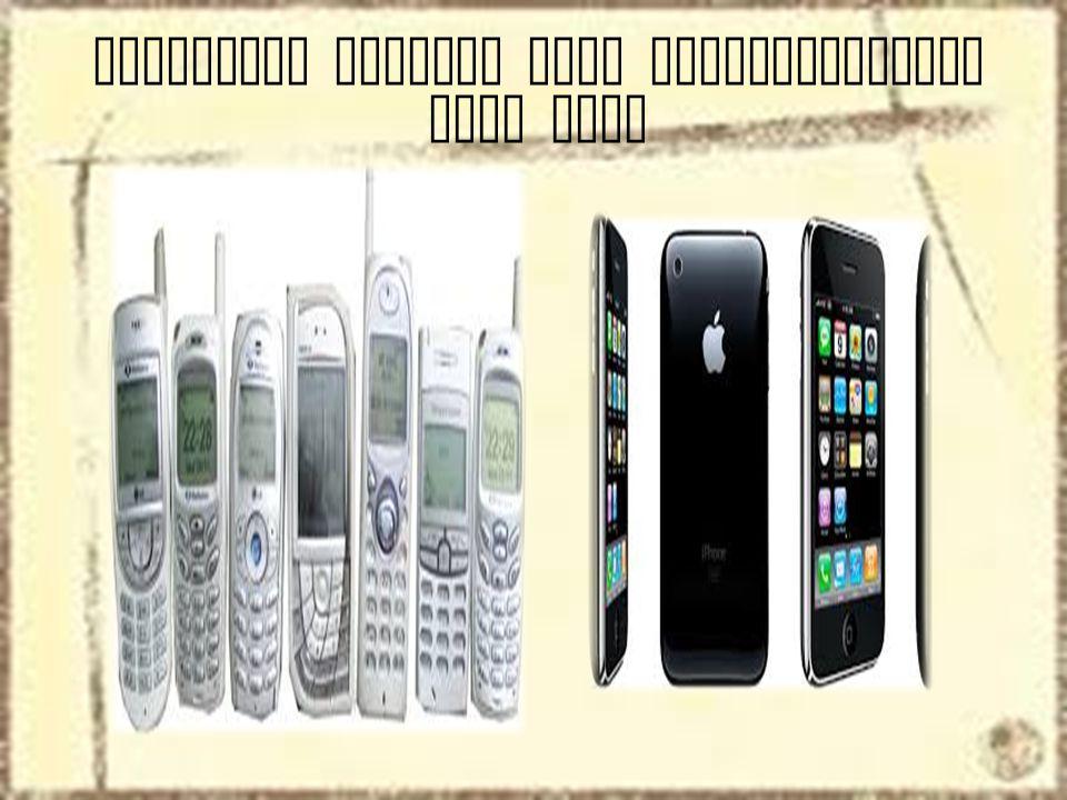 Handphone sebagai alat telekomunikasi masa kini