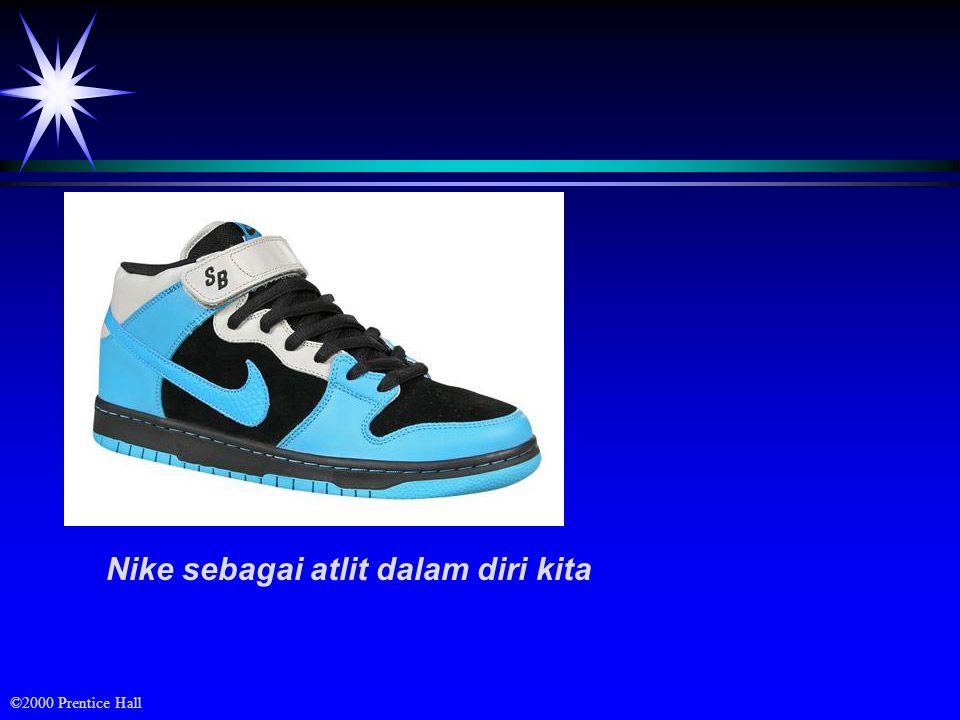 Nike sebagai atlit dalam diri kita