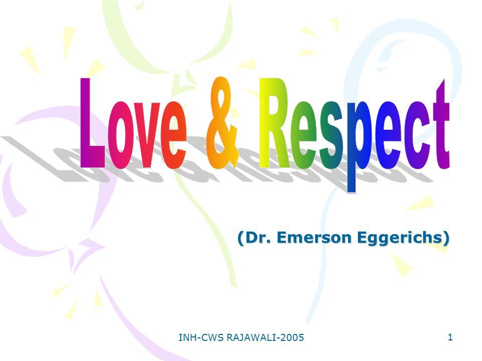 (Dr. Emerson Eggerichs)