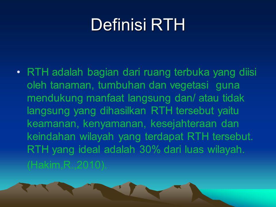 Definisi RTH