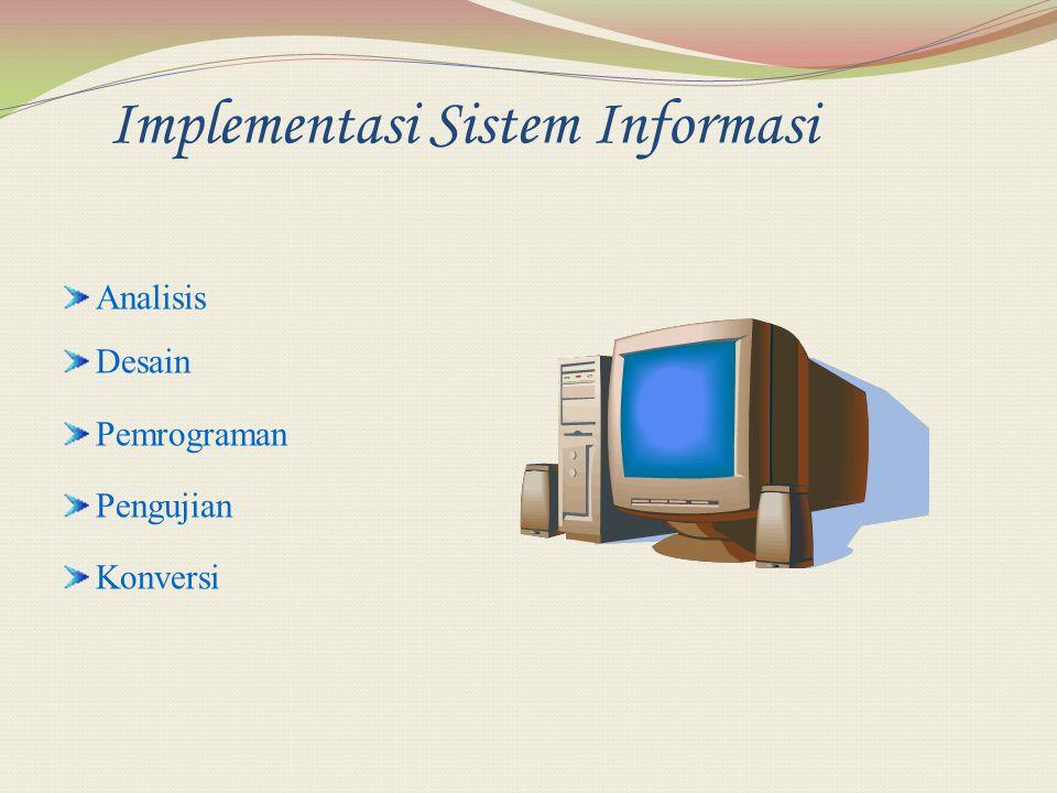Implementasi Sistem Informasi