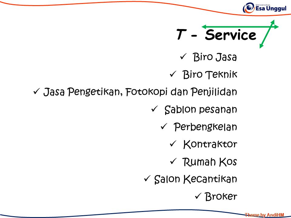 T - Service Biro Jasa Biro Teknik