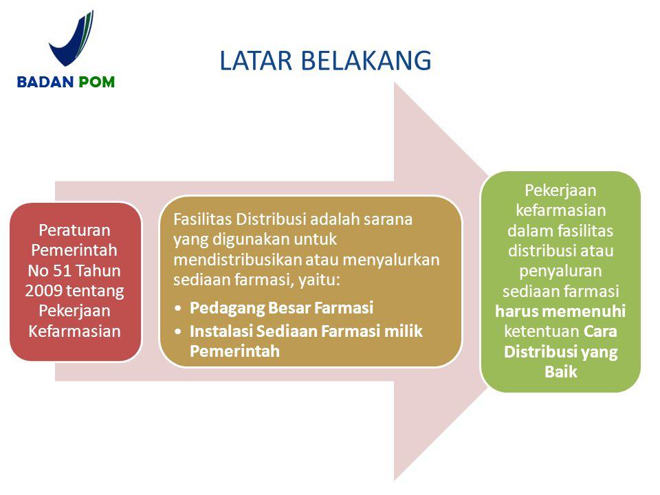 Peraturan Pemerintah No 51 Tahun 2009 tentang Pekerjaan Kefarmasian