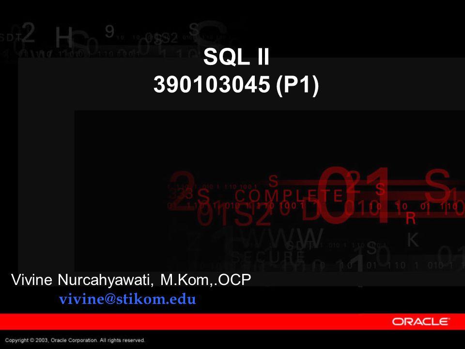 Vivine Nurcahyawati, M.Kom,.OCP