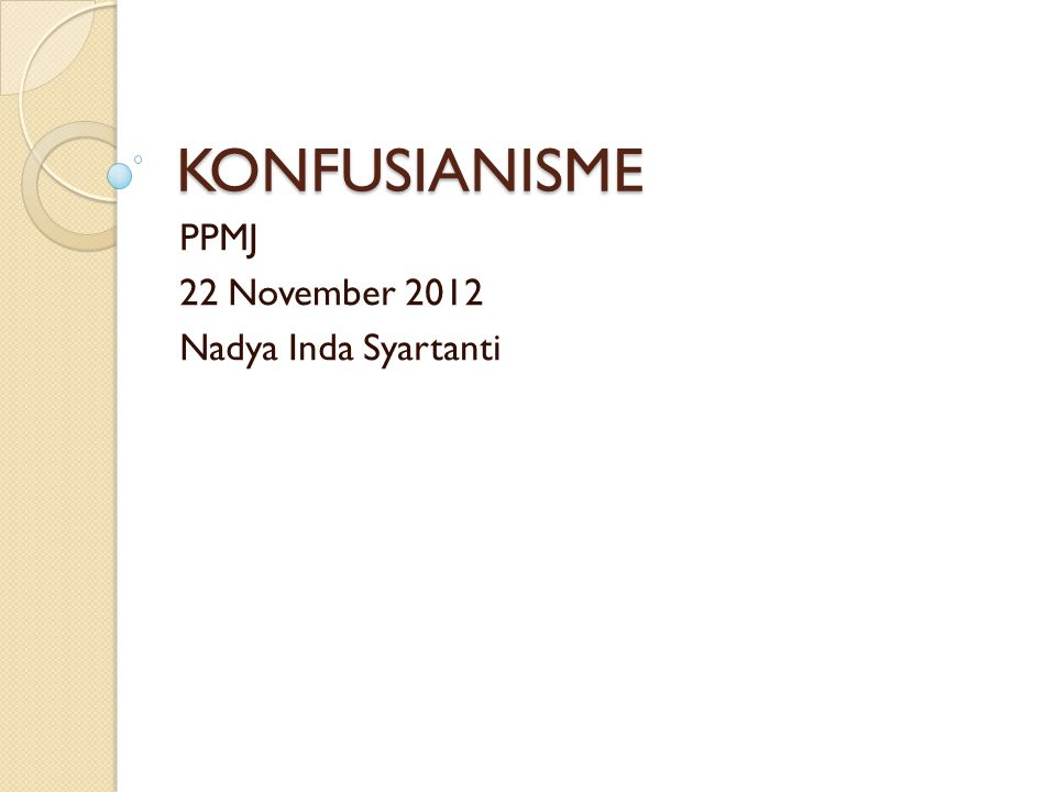 PPMJ 22 November 2012 Nadya Inda Syartanti