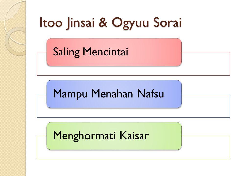 Itoo Jinsai & Ogyuu Sorai