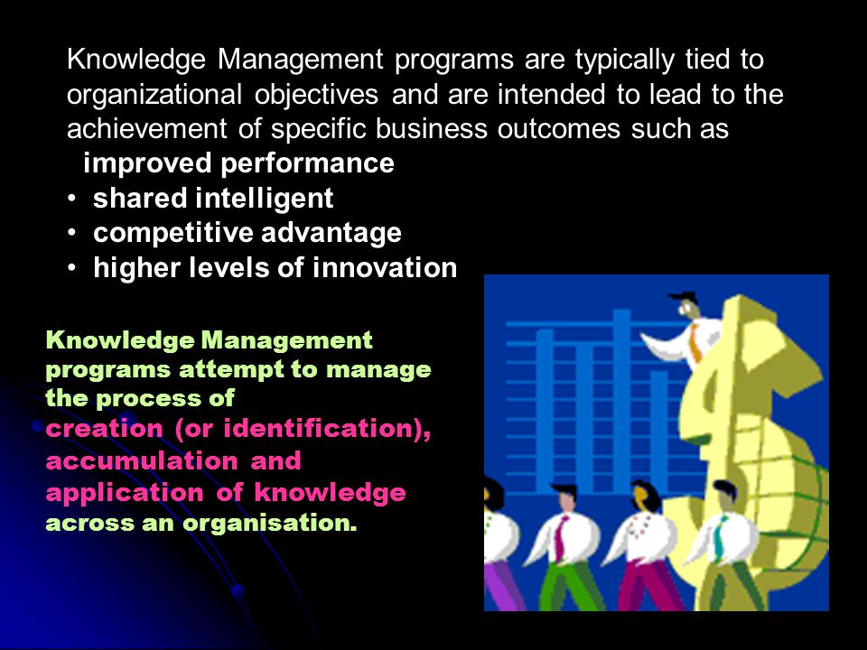 competitive advantage higher levels of innovation