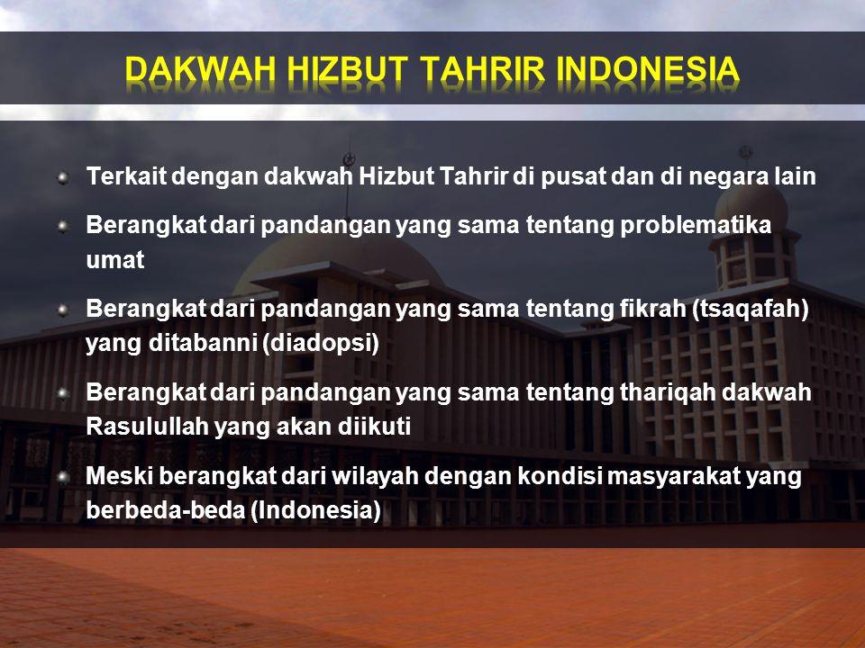 DAKWAH HIZBUT TAHRIR INDONESIA