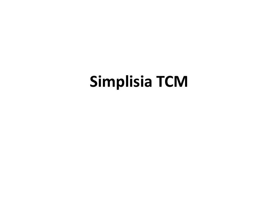 Simplisia TCM