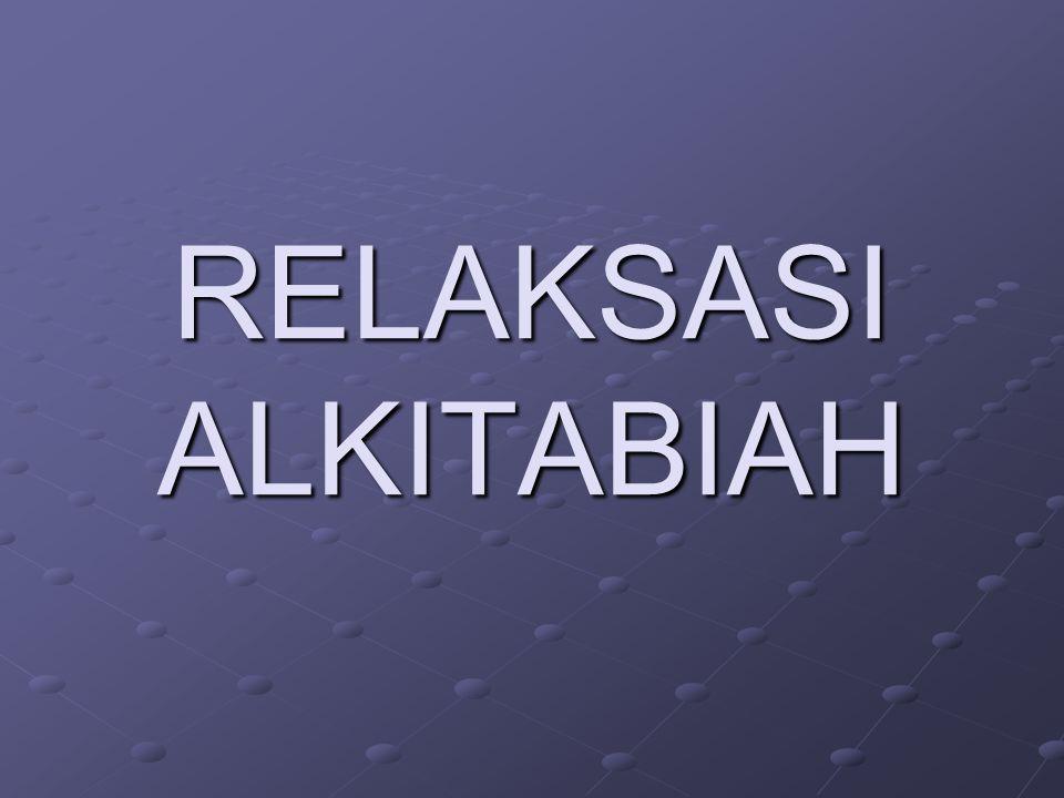 RELAKSASI ALKITABIAH