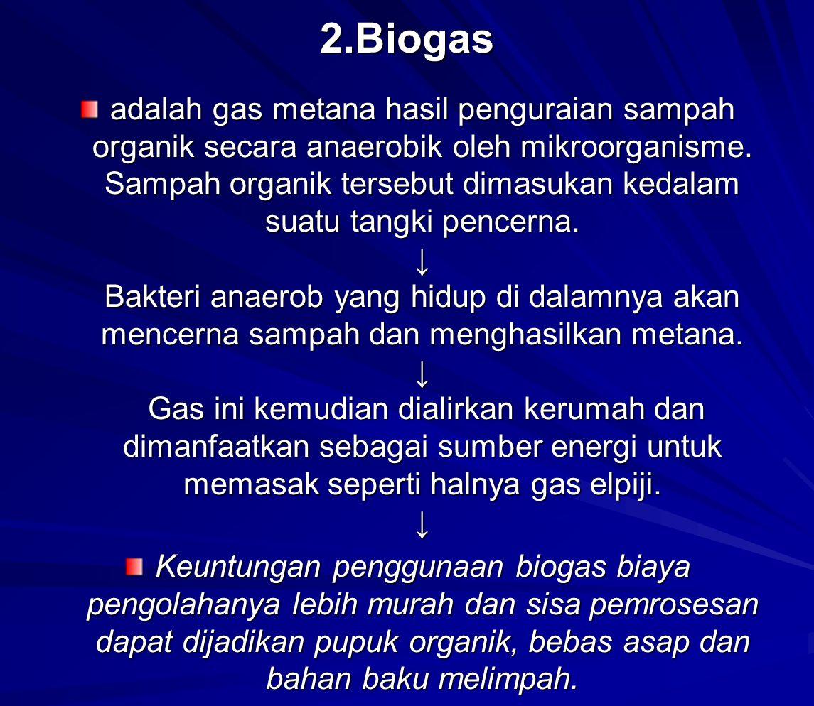 2.Biogas