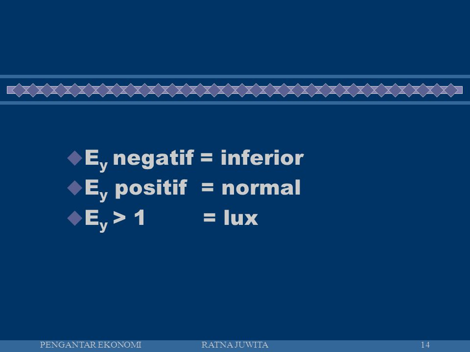 Ey negatif = inferior Ey positif = normal Ey > 1 = lux