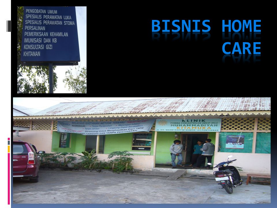 BISNIS HOME CARE