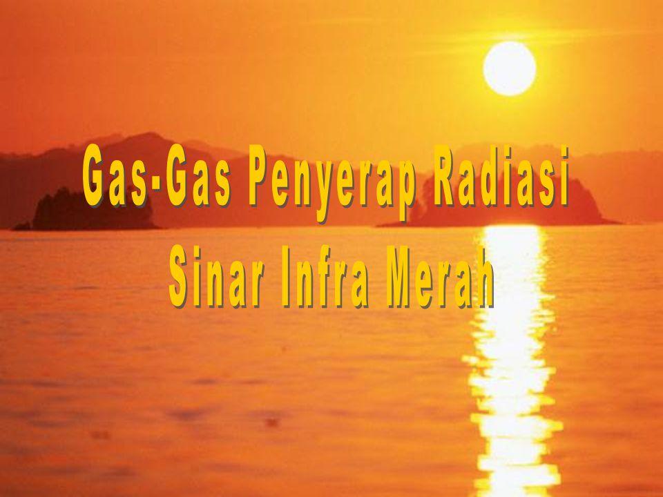 Gas-Gas Penyerap Radiasi