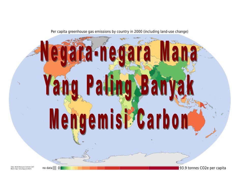 Negara-negara Mana Yang Paling Banyak Mengemisi Carbon