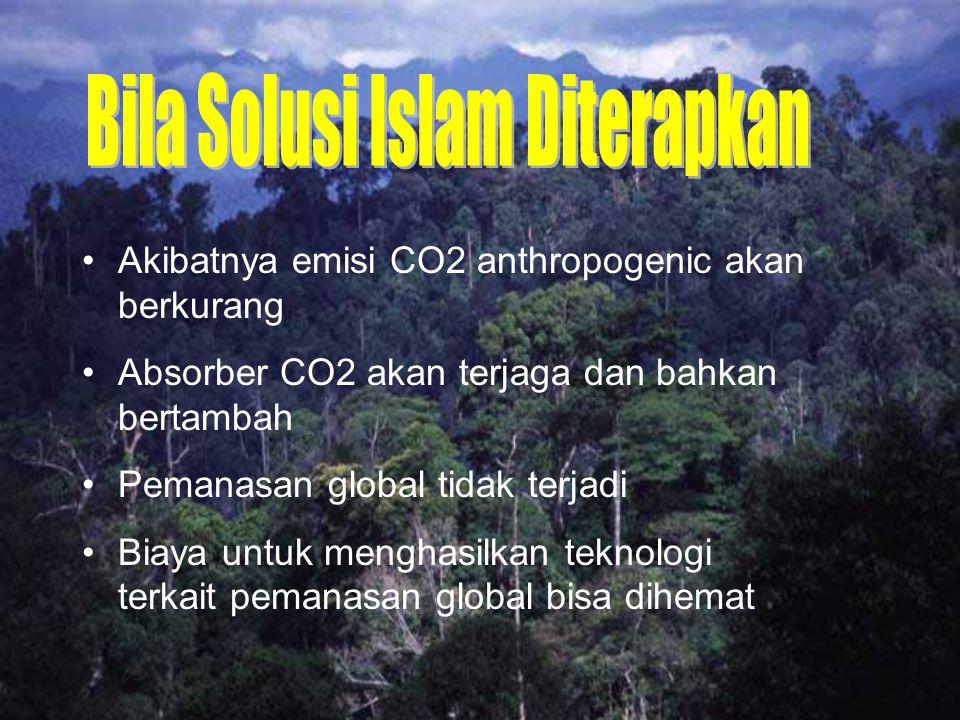 Bila Solusi Islam Diterapkan