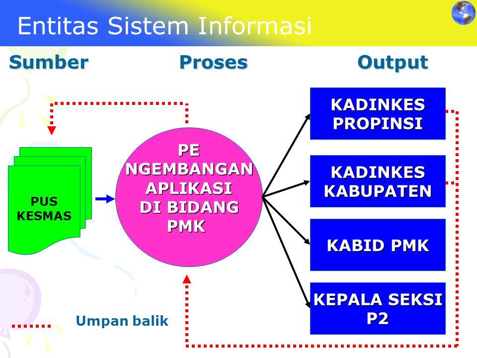 Entitas Sistem Informasi