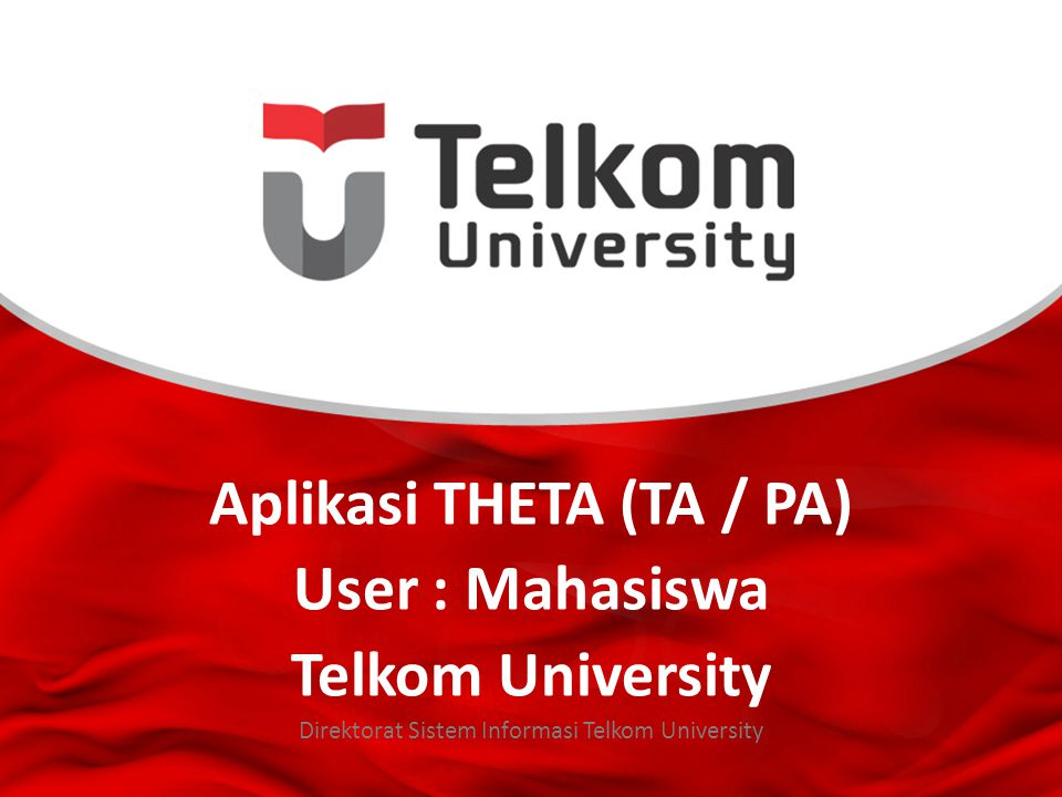 Aplikasi THETA (TA / PA)
